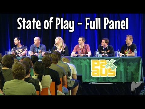 State of Play - Competitive Gaming and E-sports in Australia (Full Panel)