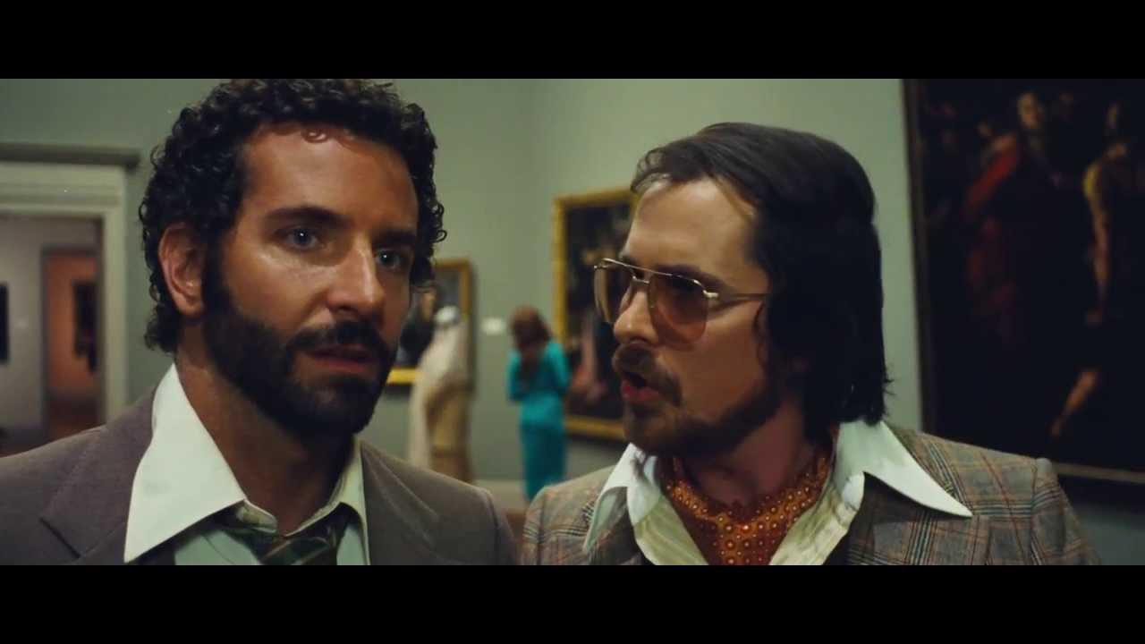 American Hustle - Official® Teaser [HD]