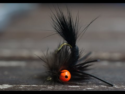 My Most Effective Carp Fly: How To Tie The Scarpion