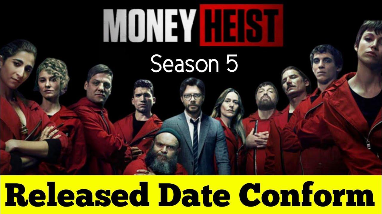 Download money heist season 5 Updates   money heist hindi dubbed   money heist 5 release date #moneyheist5