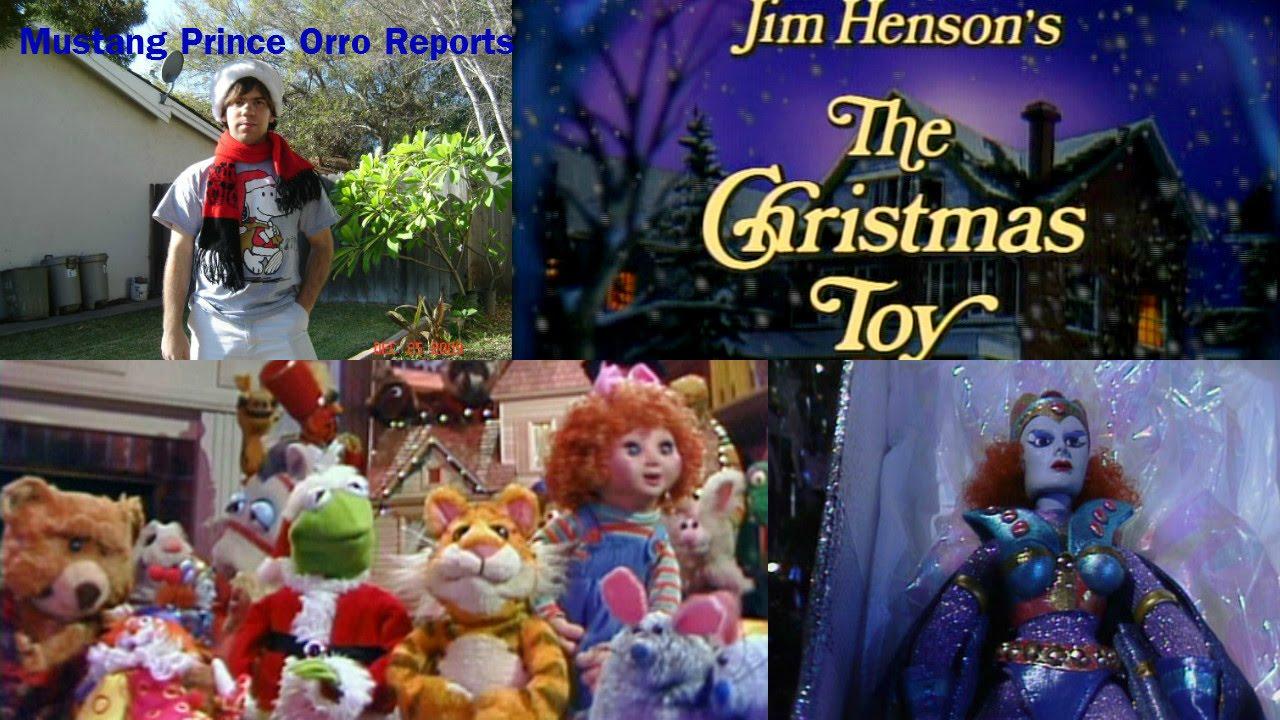 Joshua Orro\'s The Christmas Toy Blog - YouTube