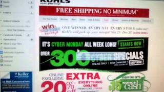 Kohl's Cyber Monday Deals...Now!