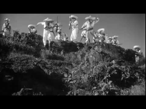 Los de Abajo (1940) Clip Peliculas de la era dorada del Cine Mexicano