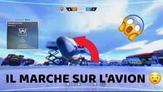 ON A MARCHÉ SUR L'AVION!! ÉPIQUE GLITCH RAINBOW SIX SIÈGE!!