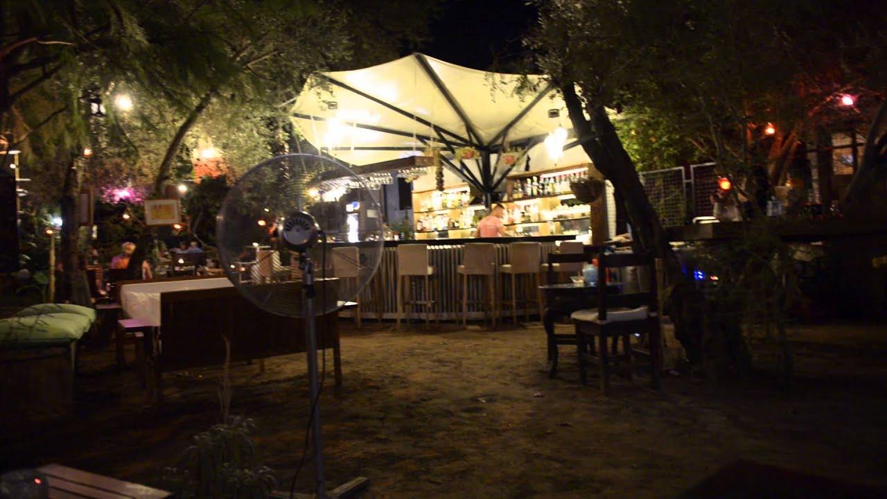 Superior Kalkan   Botanik Garden Bar