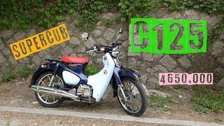 혼다 커브 C125 시승기(Honda Cub C125 test ride)