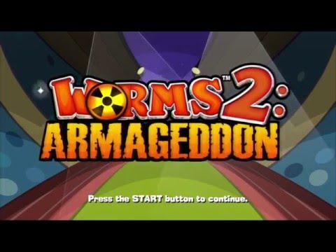 Давайте поиграем Worms 2: Armageddon(Ps3)