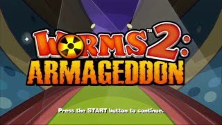 Давайте поиграем Worms 2: Armageddon(Ps3)