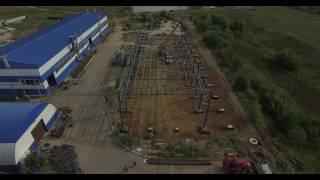 видео строительство быстровозводимых зданий
