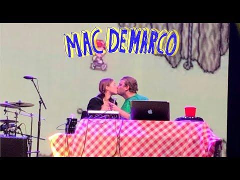 Mac DeMarco - My Kind of Woman LIVE! | Tropicalia 2018