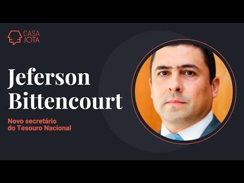 Entrevista com Jeferson Bittencourt, novo secretário do Tesouro Nacional I 23/7