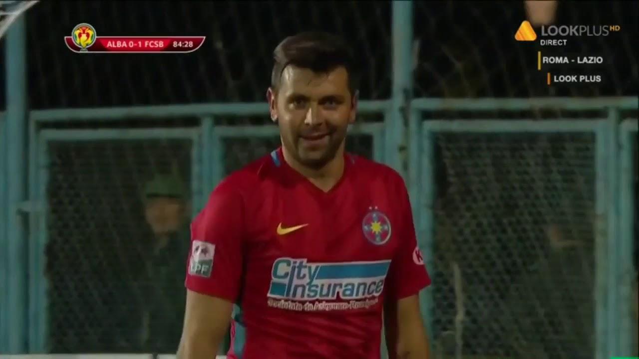 Rezumat: FCSB - Unirea Alba Iulia 1-0. Ocazii imense! (Cupa Romaniei 16-imi) #steaua