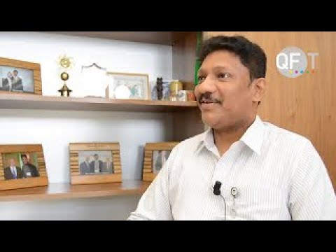 Unlocking Human Potential : Dr. Rajeev Thomas interviewed by QF Telegraph