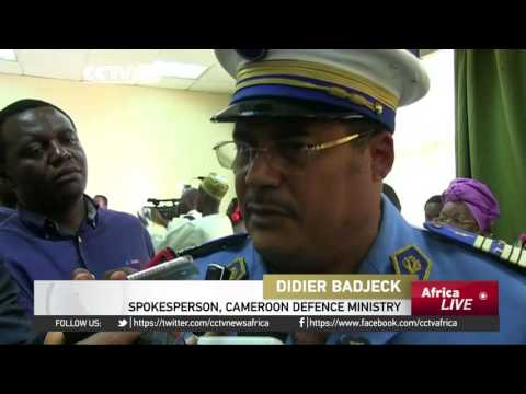 Amnesty accuses Cameroon of unlawful detention of civilians