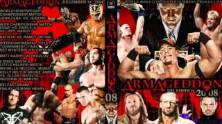 WWE Armageddon 2008 Theme Song Full+HD