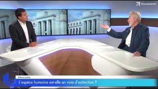 """P. Jorion : """"La prochaine crise sera celle de la disparition de l'euro !"""""""