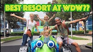 BEST Resort at Walt Disney World?? See ALL 30 Resorts in 30 Days!!
