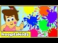Learn Colors for Babies and Toddlers | Preschool Learning Videos | Color Songs for Children