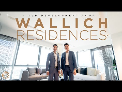 Wallich Residences Showflat Tour with PropertyLimBrothers - New Launch Developments Luxury Series