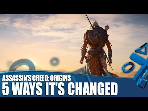 Assassin's Creed Origins - 5 Crucial Ways It's Changed