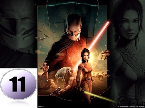 Let's Play Star Wars KOTOR Episode 11, Ancient Maps
