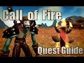 WoW Vanilla - Call of Fire quest guide