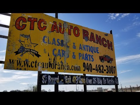 Junkyard Adventures! CTC Auto Ranch Part 4!
