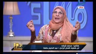 محمد شبانة: العندليب اعترف في شريط بحبه للسندريلا بس ما اتجوزهاش