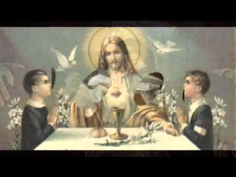 CANTI RELIGIOSI: Padre Nostro tu che stai (the sound of silence) - con testo.