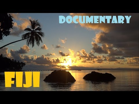 Fiji Islands Documentary in Savusavu Fiji Vanua Levu South Pacific 2017