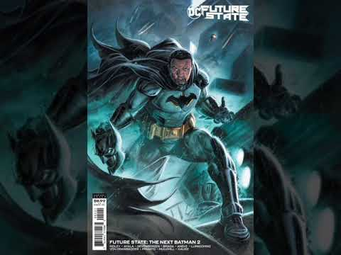 The next Batman is a black man