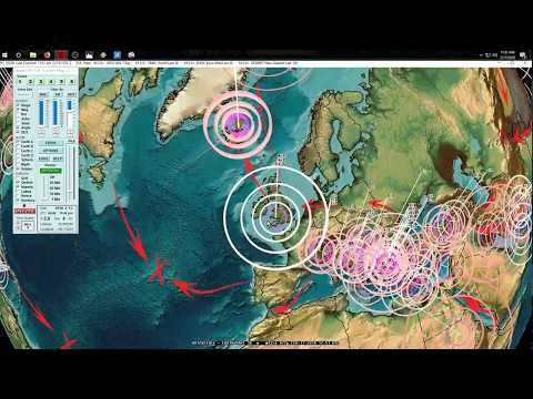 2/17/2018 -- UK / Wales HIT by Largest Earthquake in years @ FRACKING OPERATION exploration location