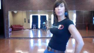 How to do a Body Roll  - DF Dance Studio in Salt Lake City Utah