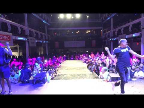 Icon Luna Khan @ Latex Ball 2017