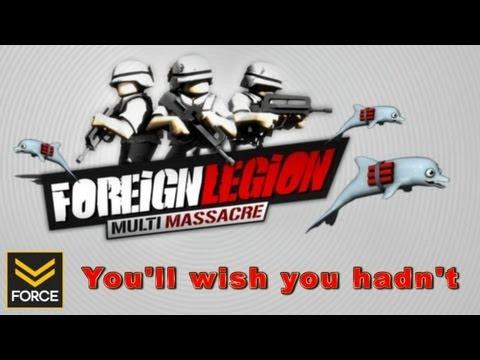 Foreign Legion: Multi Massacre - Quick Look (Gameplay)