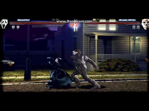 Ghostface vs. Jason Voorhees and Michael Myers