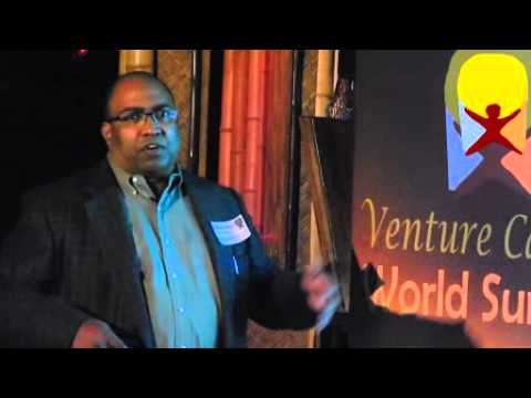 Venture Capital World Summit 2015 Dr Brian Antao