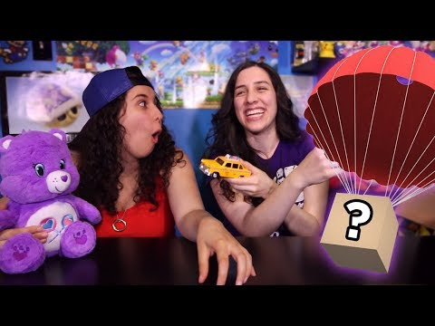 Care Bears Care Package Challenge!!