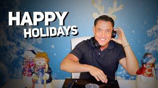 Happy Holidays from Dennis Wakabayashi