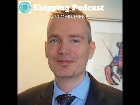 070 Geir Isene, Innovations Manager, Dualog Innovation Garage