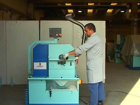 pipe sanding machine
