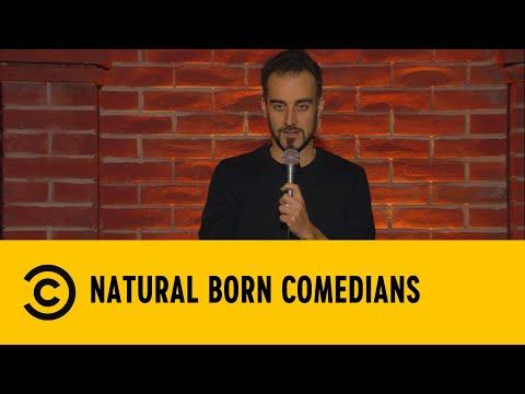 Stand Up Comedy: Sesso come ammortizzatore sociale - Daniele Fabbri - NBC - Comedy Central