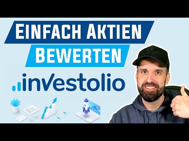 Aktiensuche & Aktienbewertung mit Investolio