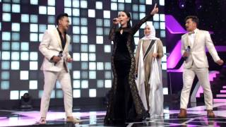 Gambar cover 1000 ALASAN -ZASKIA GOTIX #DACADEMYASIA2 23112016[FULL HD]