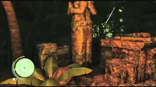 Far Cry 3: Храм Цитры, пасхалка - проберемся к сокрытой пи...