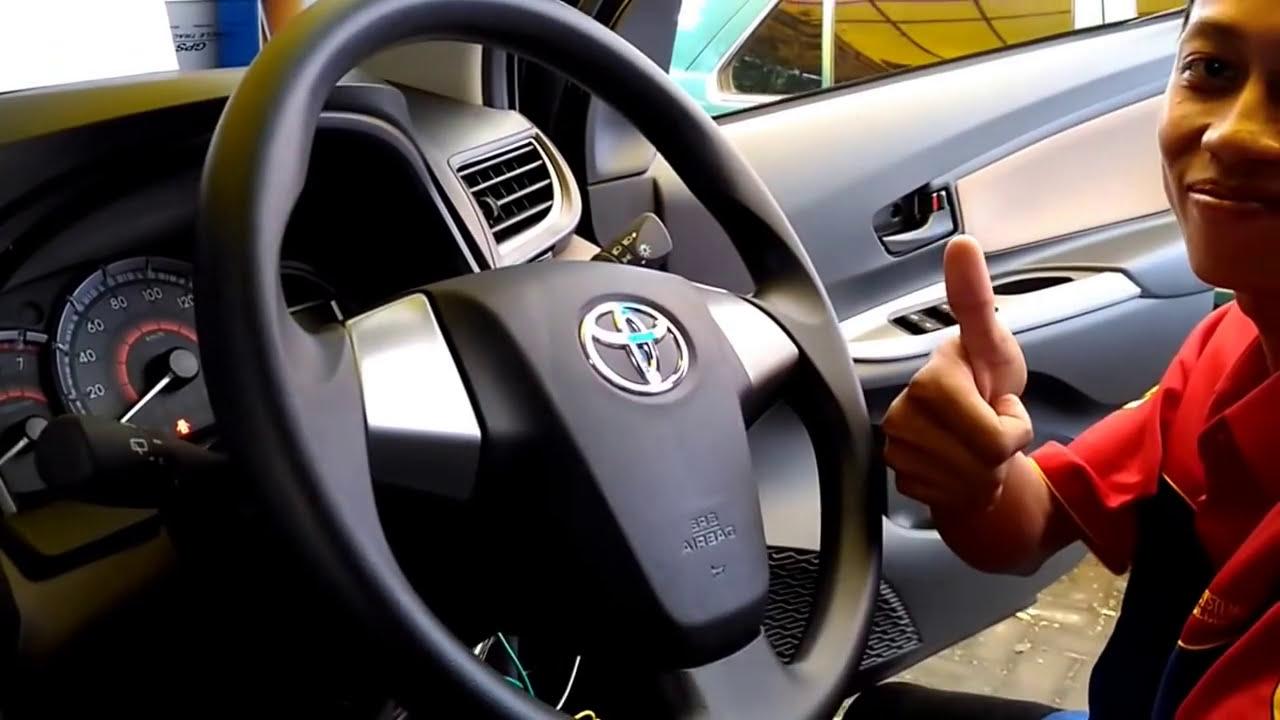 Panduan Cara Pasang Gps Mobil New Avanza 2016 Kelistrikan Utk Wiring Diagram Toyota Agya Instalasi Perangkat Dan Relay Youtube