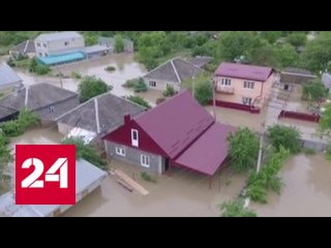 Паводок в Ставрополье: жителей восточных районов края могут эвакуировать