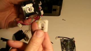 Afinia H400 3D Printer Extruder Cleanout