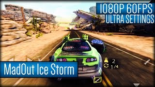 MadOut Ice Storm Gameplay PC HD [1080p 60FPS]