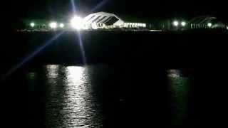 عاااجل : أول فيديو ليلى من موقع منصة الافتتاح ليلة 29يوليو2015 تحيا مصر